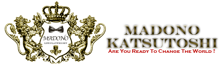 madonokatsutoshi web site